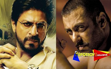 Inside Gup from the sets of SRK's Raees: Will it knock out Sallu's Sultan?