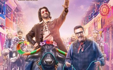 Get ready for Arshad Warsi's laugh riot