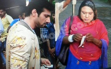 Bramharakshas hero Aham Sharma's encounter with a eunuch!