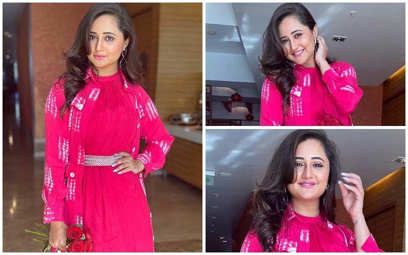 FASHION CULPRIT OF THE DAY: Rashami Desai, Bury This Pink Dress, Pronto!