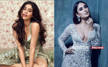 Janhvi Kapoor Is Not Looking Pregnant and Kareena Kapoor Can Act Like A Teenager, You Disgusting Trolls!