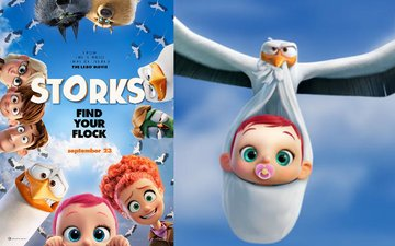 Movie Review: Storks Is So Much Aaaw