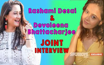Rashami Desai-Devoleena Bhattacharjee JOINT INTERVIEW: Friends Joined At The Hip REVEAL SECRETS- EXCLUSIVE
