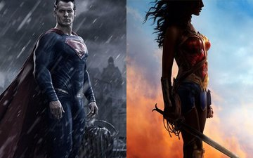 Will Superman make a cameo in Wonder Woman ?