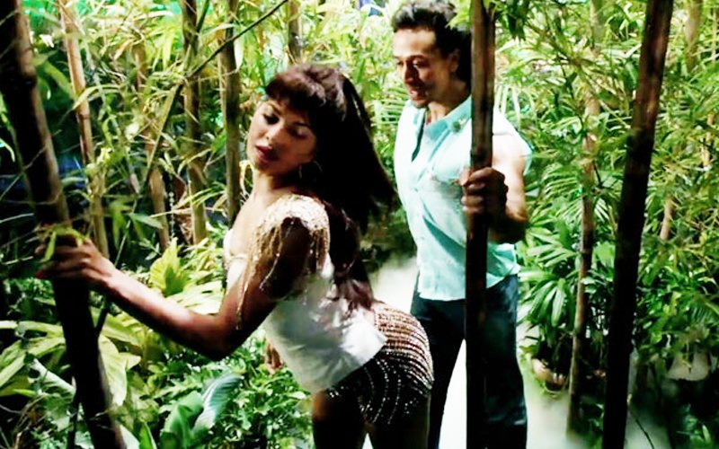 Shake Your Booty With Jacqueline and Tiger