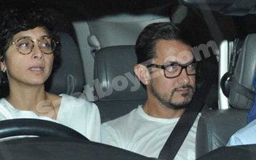 What Left Aamir Khan Teary-Eyed, AGAIN?