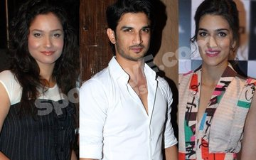 Sushant moves to new pad in Bandra, hosts housewarming party for Kriti, Ankita not invited