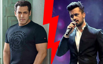 Pulwama Terror Attack: Salman Khan Replaces Pakistani Singer Atif Aslam In Notebook