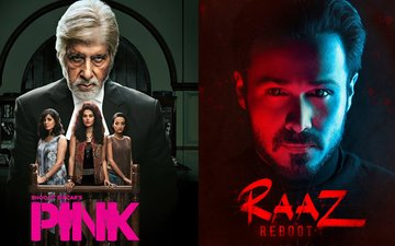 Pink Leads The Race, But Raaz Reboot Isn't THAT Far Behind