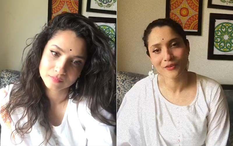 Ankita Lokhande Opens Up About Going Through Depression; Says 'Main Bohot Buri Haalat Mein Thi'- VIDEO