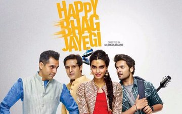 Movie Review: Happy Bhag Jayegi….Runs Nicely Barefoot In The Pak