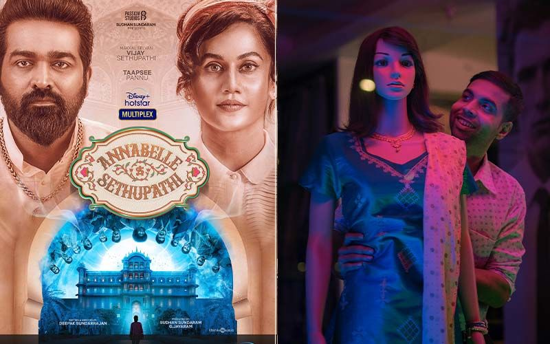 From Annabella Sethupathi to Ankahi Kahaniya, Mark Your Calendar To Binge These Upcoming Movies And Shows This Week!