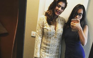 Kajol's daughter Nysa is a gorgeous teen