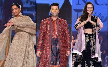 Abu Jani-Sandeep Khosla's Caring With Style Fashion Show: Sonam Kapoor, Karan Johar, Preity Zinta Turn Up The Heat