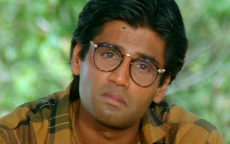 MEME: Suniel Shetty the Desi Thug