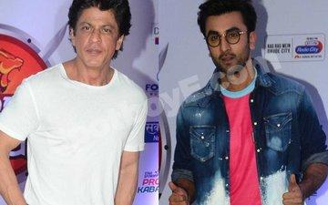 SRK & Ranbir get ready to take 'panga'