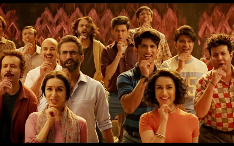 Chhichhore Song Fikar Not Join The Loser's Reunion Party With Sushant Singh Rajput, Shraddha Kapoor And Others