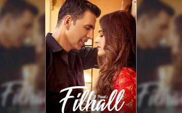 Filhall: The First Poster Of B Praak's Upcoming Track Unveiled, Akshay Kumar And Nupur Sanon Look Awesome
