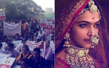 """KYA MAIN AZAAD HOON?"" Asks The Film Industry As It Blacks Out In Support Of Padmavati"