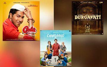 Varun Dhawan-Sara Ali Khan's Coolie No 1, Rajkummar Rao-Nushratt Baruchaa's Chhalaang and Bhumi Pednekar's Durgavati Get Direct-To-Web Release