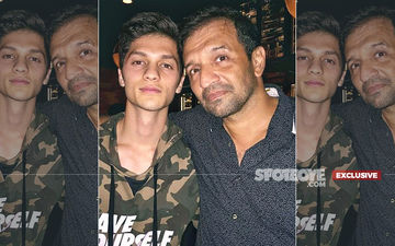 Film Producer Atul Kasbekar's Son Arnav Ready To Enter Bollywood?- EXCLUSIVE