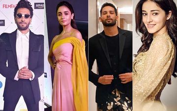 Filmfare Awards 2020 LIVE Updates: Ranveer Singh-Alia Bhatt Raise The Glamour Quotient; Ananya Panday, Siddhant Chaturvedi Win Big