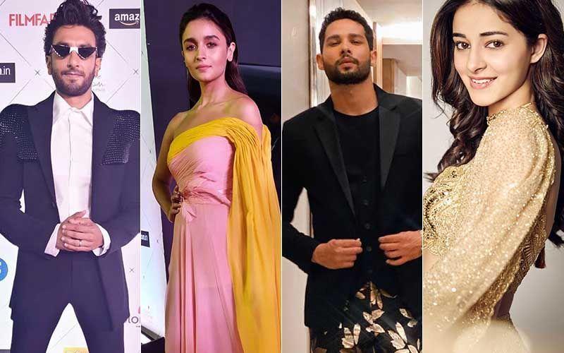 Filmfare Awards 2020 LIVE Updates: Ranveer Singh-Alia Bhatt Raise The Glamour Quotient; Ananya Panday, Siddhant Chaturvedi Win Big