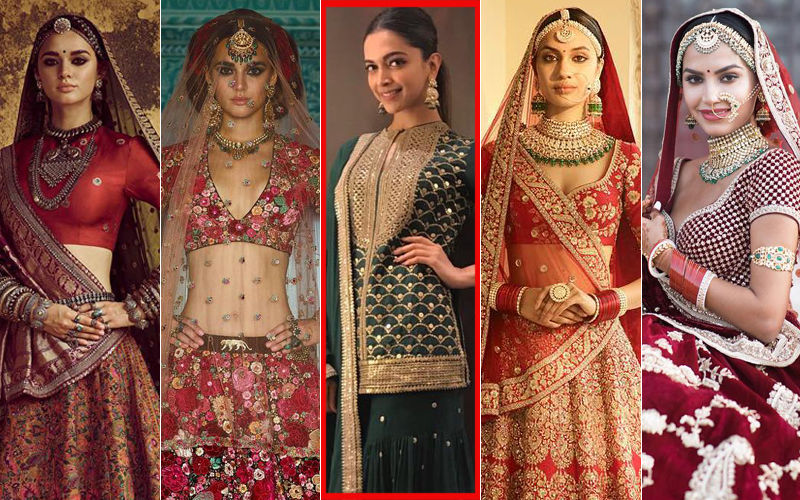 Ranveer Singh-Deepika Padukone Wedding: Which Sabyasachi Bridal Look Will The Actress Flaunt?