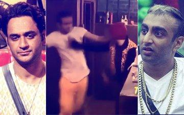 Vikas Gupta & Akash Dadlani Get Into A PHYSICAL Fight. Will Bigg Boss Throw Them Out?