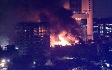 SAD NEWS: Technician DIES In Cinevistaa Studio Fire, Body Recovered With 100% Burns