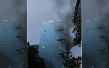 Fire Breaks Out At A Commercial Building Opposite Yash Raj Films Studio In Andheri; Four Fire Tenders Rush To The Spot