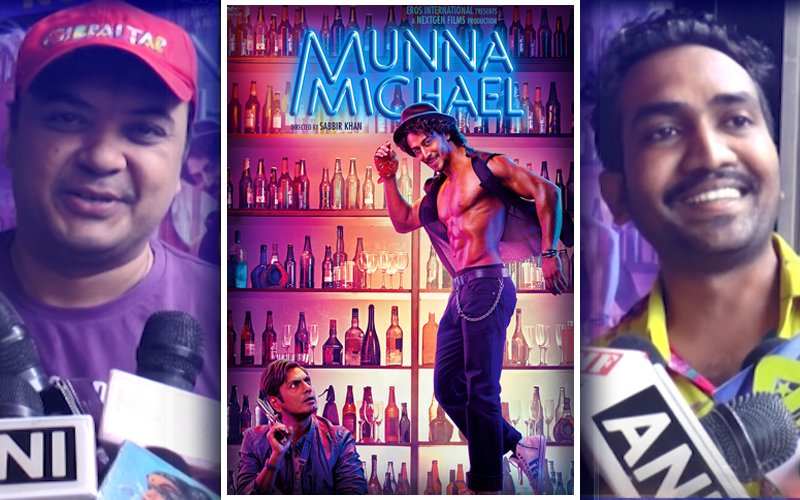 First Day First Show: So Far So Good For Tiger Shroff & Munna Michael