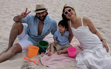 तैमूर का जन्मदिन मनाने केप टाउन पहुंचे पटौदी परिवार की पहली तस्वीर आई सामने