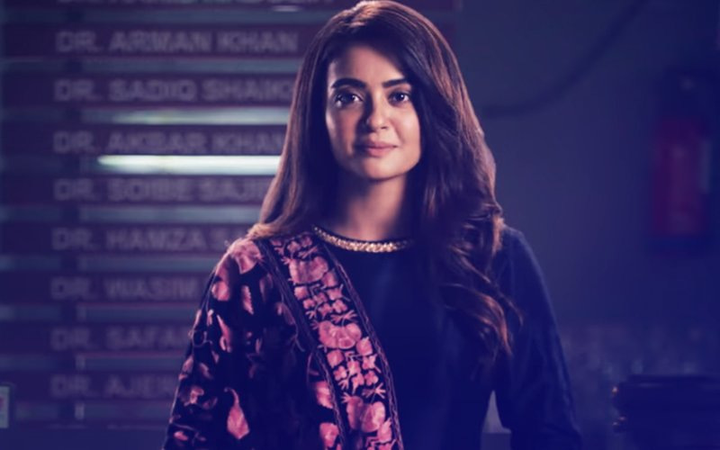 REVEALED: The First Look Of Surveen Chawla In ALTBalaji's Haq Se