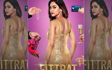 Krystle D'Souza's  First Look From Ekta Kapoor's Web Series Fittrat Revealed