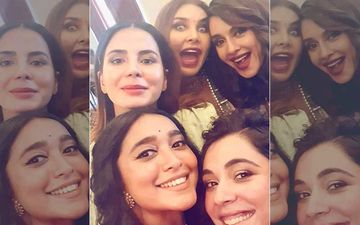 Four More Shots Please 2: Shibani Dandekar Sexy Selfie Gets E-Love From Kriti Kulhari, Maanvi Gagroo, Bani J, Lisa Ray