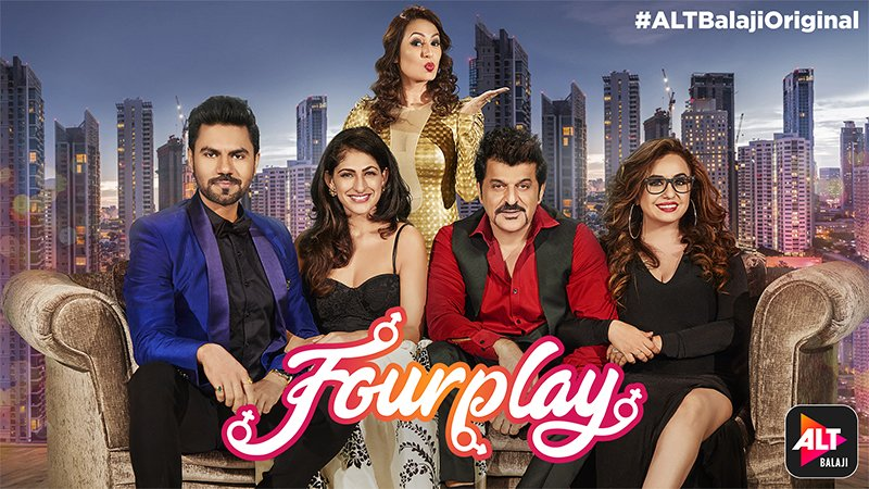 fourplay alt balaji series