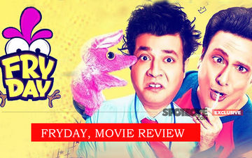 FryDay, Movie Review: Spurred By Bheja Fry And Aaj Ki Taaza Khabar, Govinda's Interrupted Sexual Escapade Is Still Original