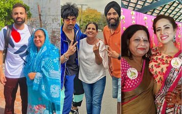 Mother's Day 2019: Here's How Punjabi Celebs Celebrated The Special Day