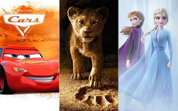 Cars, Frozen II To The Lion King, Time To Let Your Kids Escape Into A World Of Imagination On These OTT Platforms