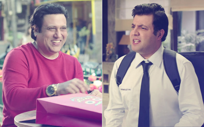 Fryday Making Video: Govinda And Varun Sharma's BTS Video Is a Laugh Riot