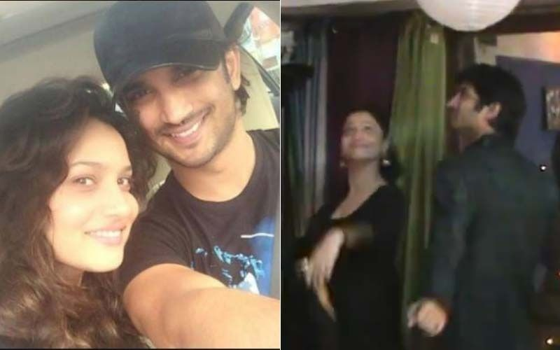 Sushant Singh Rajput Death Anniversary: Ankita Lokhande Shares UNSEEN Dance Video With SSR From Diwali 2011, Says, 'Left With These Memories Only'