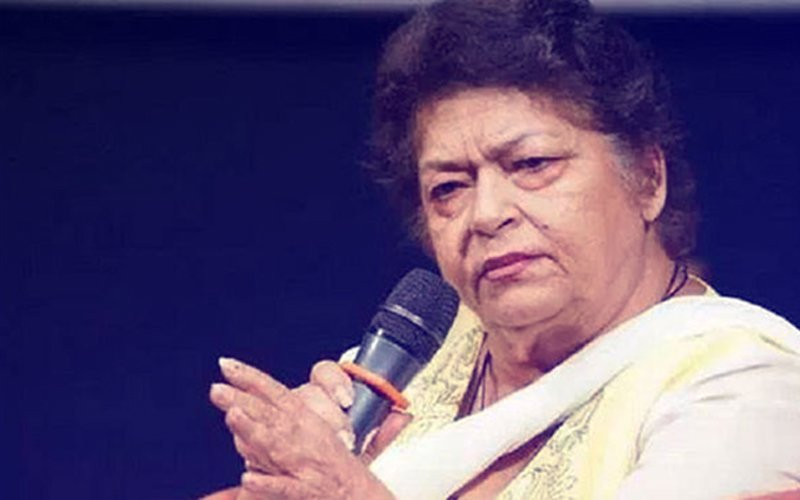 Saroj Khan Apologises After Being Trolled For Casting Couch Comment