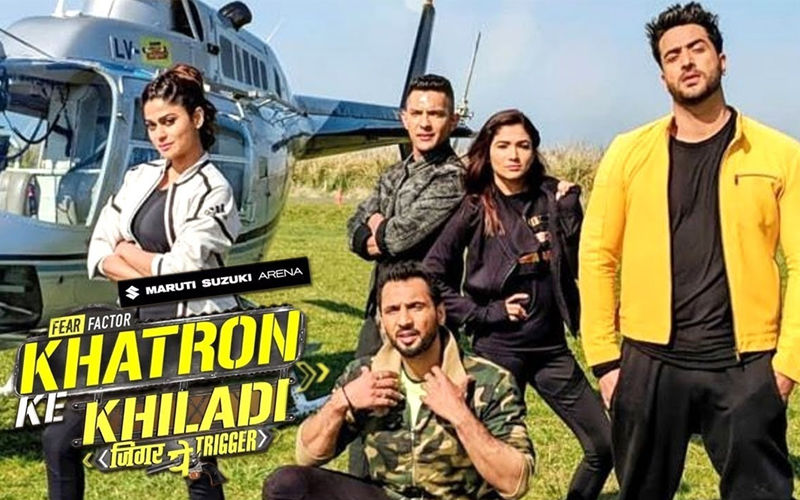 Khatron Ke Khiladi 9 Contestants Fight It Out For The Ticket to Finale