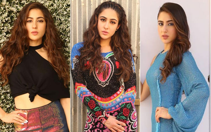 Sara Ali Khan Is Happy. And Why Not?