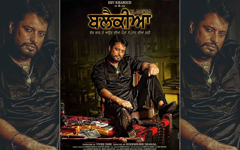 Blackia Trailer Clocks 4 Lakh Views In 14 Hrs, Sets Twitter On Fire