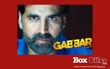 Gabbar Is Back's 1st Weekend Box Office Collection