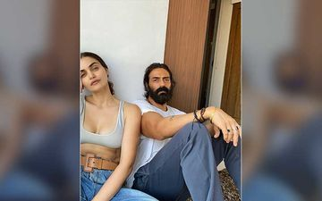 Gabriella Demetriades Says Start Off The Day With 'THIS' For An Instant Smile And Sweat; PS: No Arjun Rampal Connection