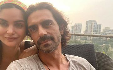 After NCB Arrests Brother In Drug Scandal, Arjun Rampal's Girlfriend Gabriella Demetriades Makes Her Instagram Private