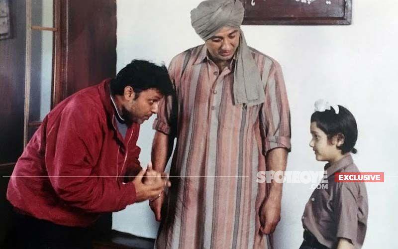 20 years of Gadar-Ek Prem Katha: Director Anil Sharma Reveals He Didn't Want His Son Utkarsh To Work In The Film- EXCLUSIVE